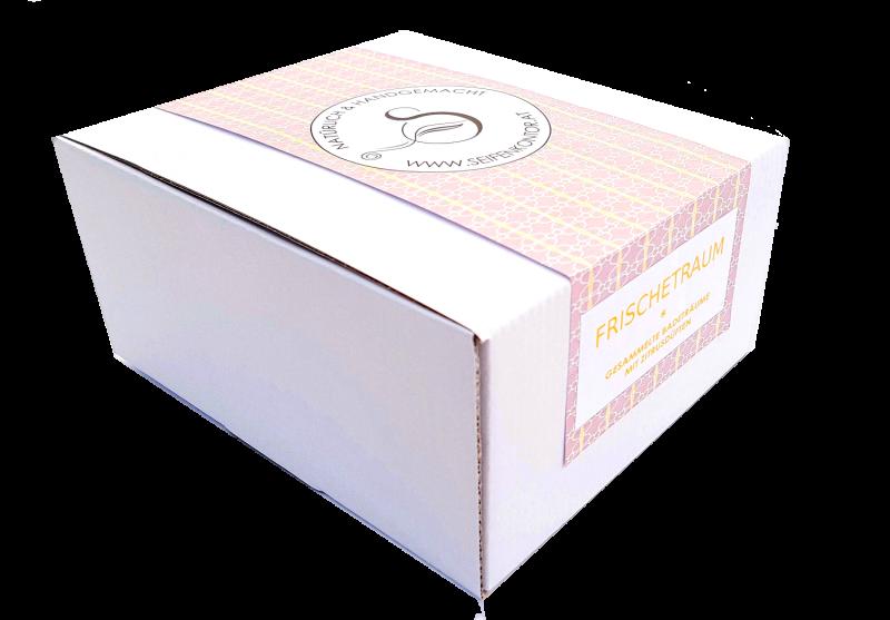Geschenkbox Frischetraum