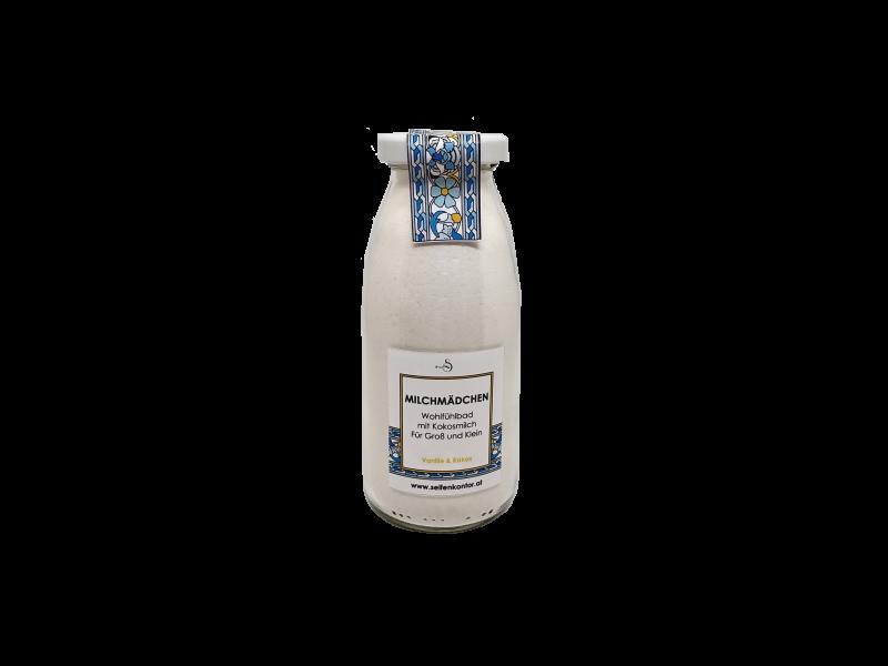 Milchmädchenbad Vanille & Kokos