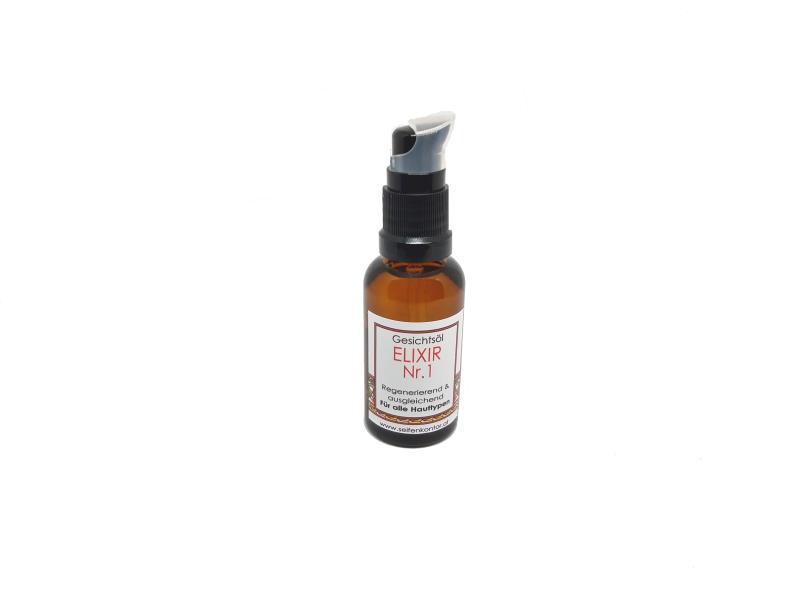 Elixir #1 Gesichtsöl